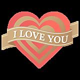 Я люблю тебя. Сердце