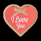 Сердце. Я люблю тебя