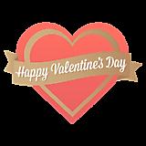 Сердце. День Святого Валентина